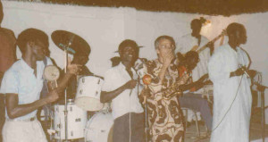 Libidorr Jazz Band, the Gambia, 1985