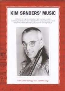 Kim Sanders' Music