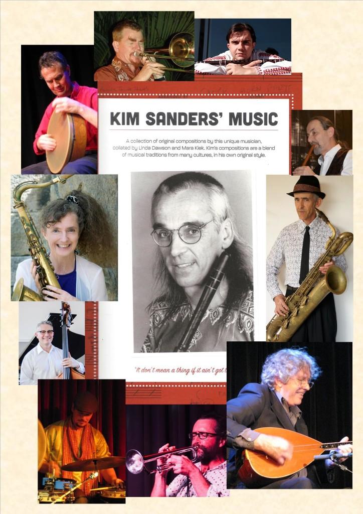 Kim Sanders montage